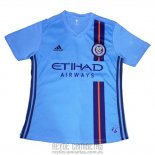Tailandia Camiseta De Futbol New York City Primera 2019-2020