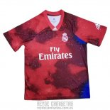 Tailandia Camiseta De Futbol Real Madrid Ea Sports 2018-2019 Rojo