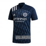 Camiseta De Futbol New York City Segunda 2020