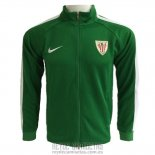 Chaqueta Del Athletic Bilbao 2017-2018 Verde