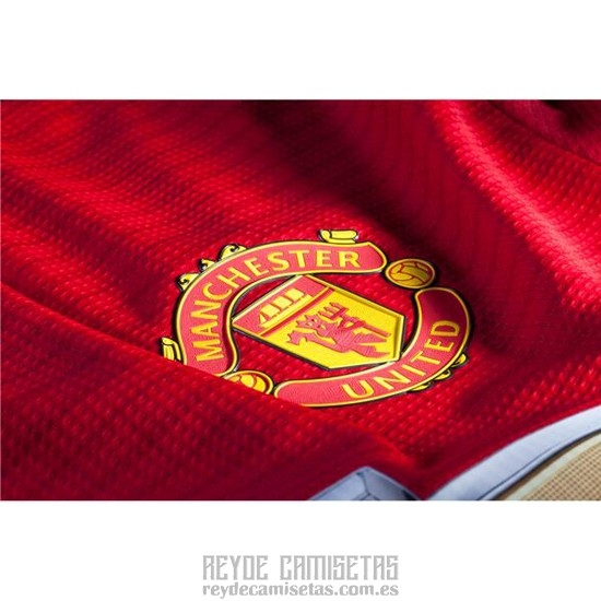 Camiseta Manchester United Authentic Primera 2018-2019