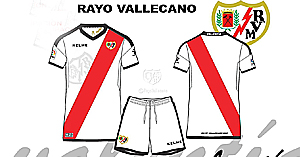 camiseta Vallecano