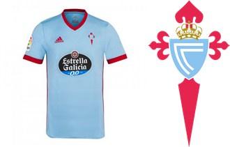 Camiseta de futbol Celta de Vigo barata replica 2018 ... 5f703dff408aa
