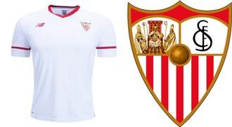 Camiseta de futbol Sevilla barata replica 2018 - reydecamisetas.com.es 4ecdd5196a7b1