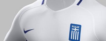 camisetas de rutbol baratas Grecia