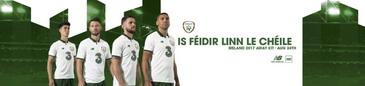 camisetas de futbol Irlanda