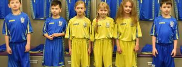 Camisetas de futbol Replica Ucrania